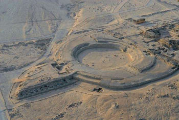 The Amphitheatre of Caral