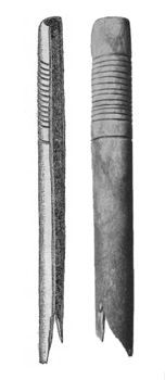The Betatakin  Flute, drawing and image
