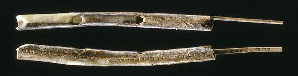 The Mammoth Ivory flute